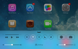 AirPlay Icon Missing in Control Center