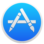 Mac OS X App Store Icon