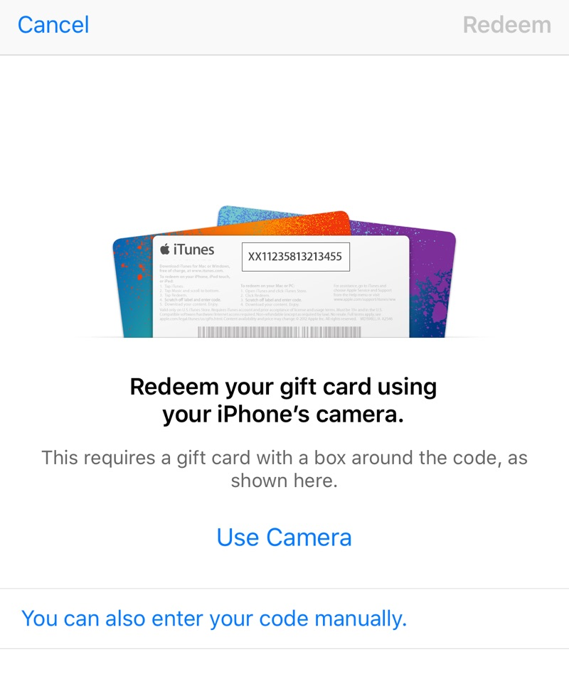 Apple discount coupon
